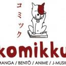 Komikku, rue des Petits Champs dans le 1er