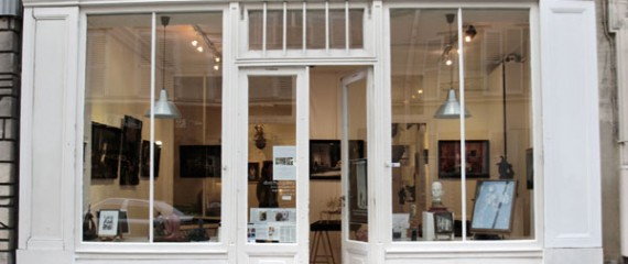 Dorothy's Gallery, rue Keller dans le XIème