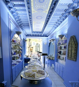 Il existe également une autre boutique parisienne au 64 Boulevard de  Sébastopol, dans le IIIème arrondissement.