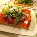 40/60 - Pizza in taglia, rue Trousseau dans le 11è
