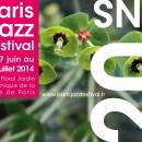 Paris Jazz Festival 2014 au Parc Floral