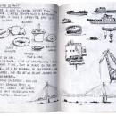 Namasaya - carnet de dessins