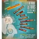 Festival L'Afrique dans Tous les Sens 2015