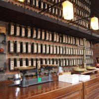 La Maison des trois thés