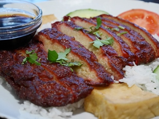 Tien Hiang, restaurant chinois végétarien