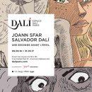 Expo Joann Sfar - Salvador Dali