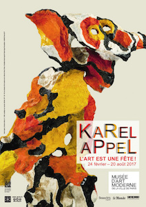 Karel Appel - L'Art est une fête