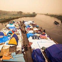 Fleuves Frontières - La guerre de l'eau aura-t-elle lieu ? - Franck Vogel