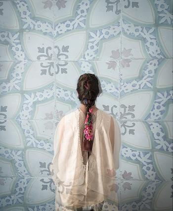 Hidden Portrait IV © Hela Ammar 2014