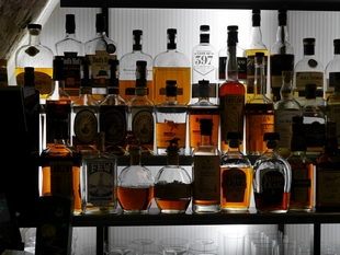 Golden Promise Whisky Bar