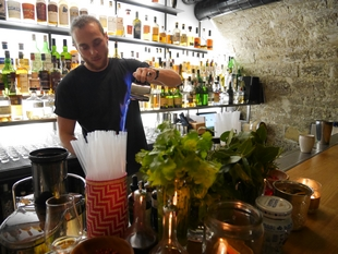 Golden Promise Whisky Bar