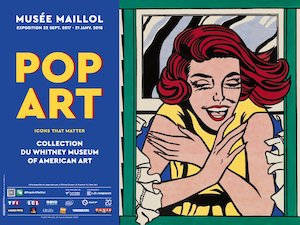 Namasaya_Expo_Pop Icons that matter - Art Whitney Museum of American Art - Musee Maillol Paris Une