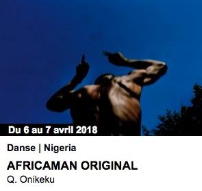 Africaman Original