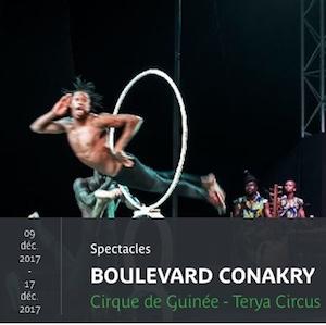 Boulevard Conakry