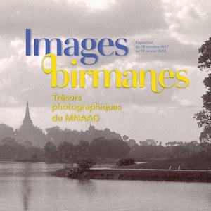 Images birmanes, trésors photographiques du MNAAG, au Musée Guimet
