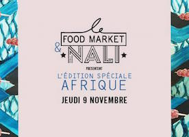 Le Food Market spécial Afrique