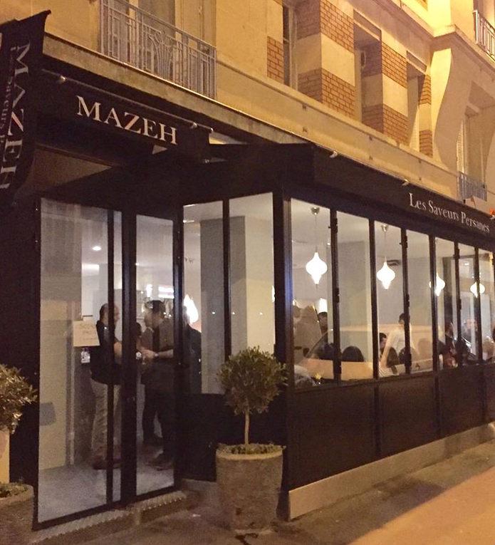 Restaurant Mazeh