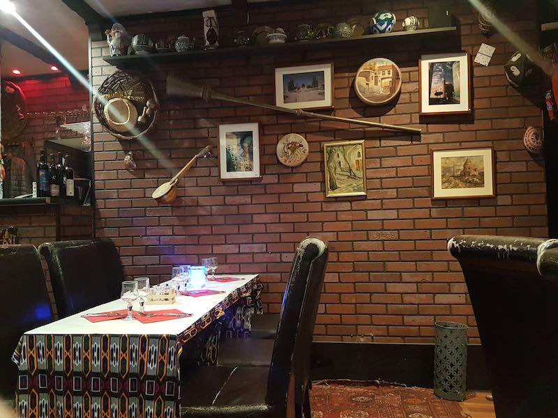 Restaurant Boukhara