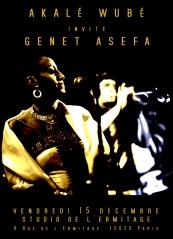 Akalé Wubé invite Genet Asefa