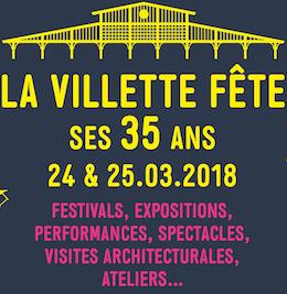 La Villette fête ses 35 ans !