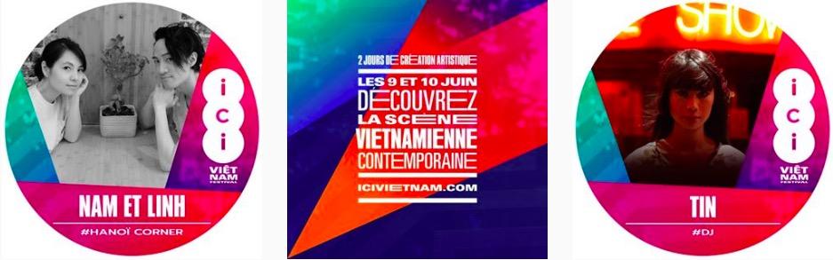 Ici Vietnam Festival